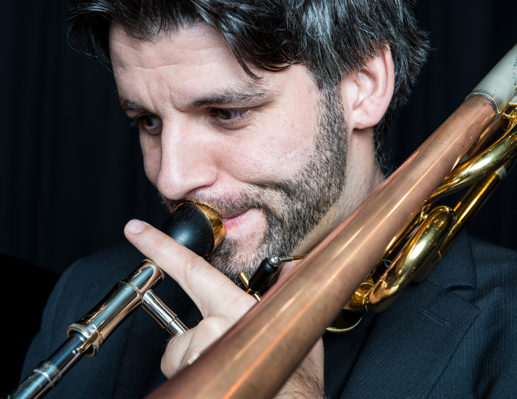 Zoltan Kiss And The World Of The Trombone Kissbone